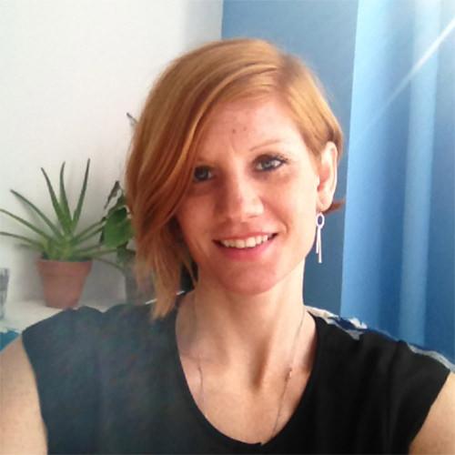 Katrina Anderson, psychotherapist
