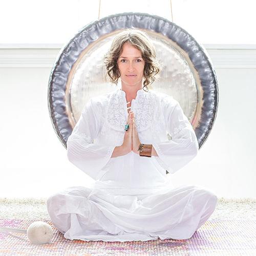 Theresa Widmann, Sound Healer