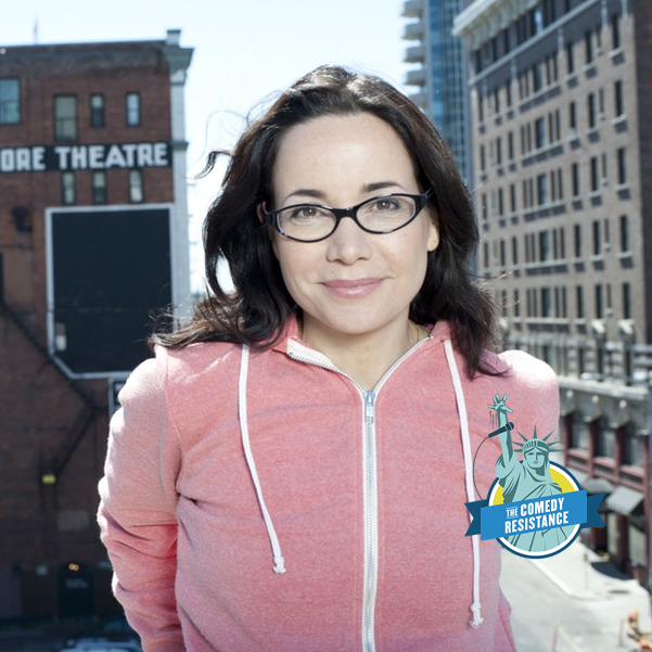 The Comedy Resistance Presents: Janeane Garofalo and Friends