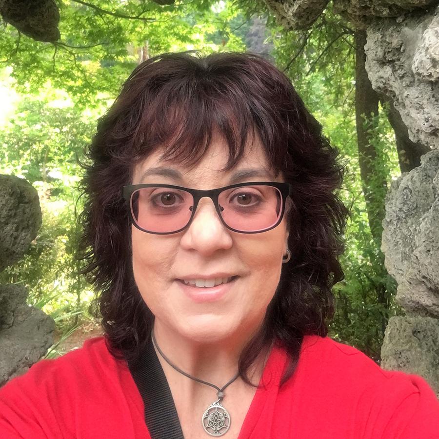 Kelli Corcoran, Reiki Master