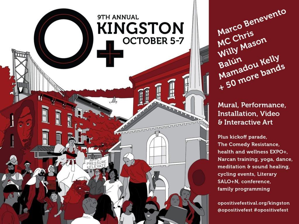 Kingston – O+