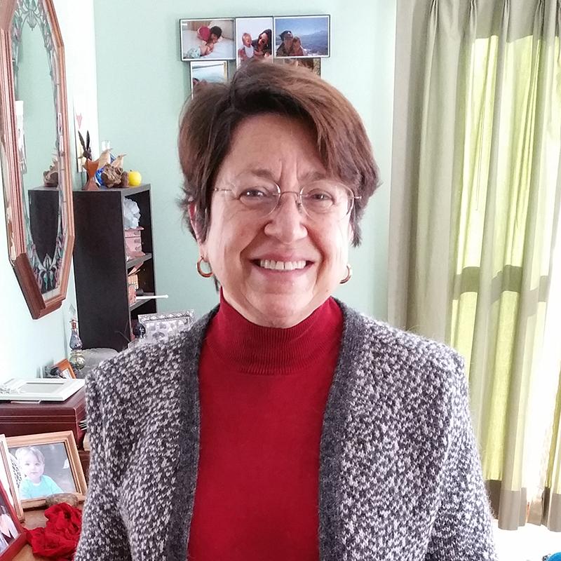 Vanda Monzo, Reiki practitioner