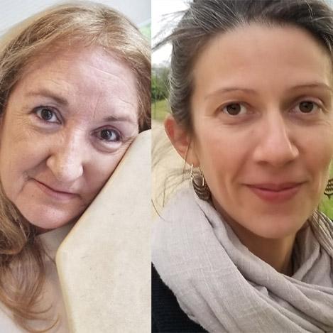Nina de la Torre & Jena Argenta
