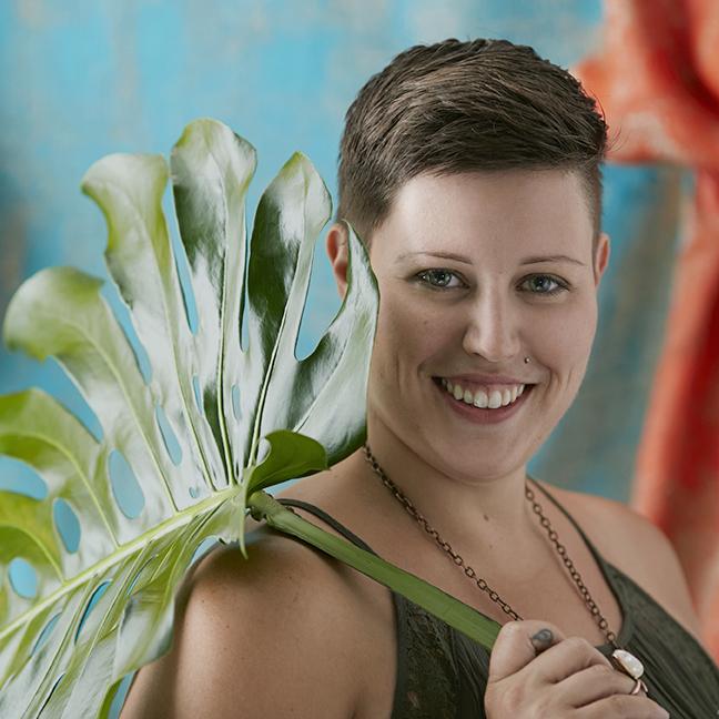 Connie Dasilva — Dance with Plants