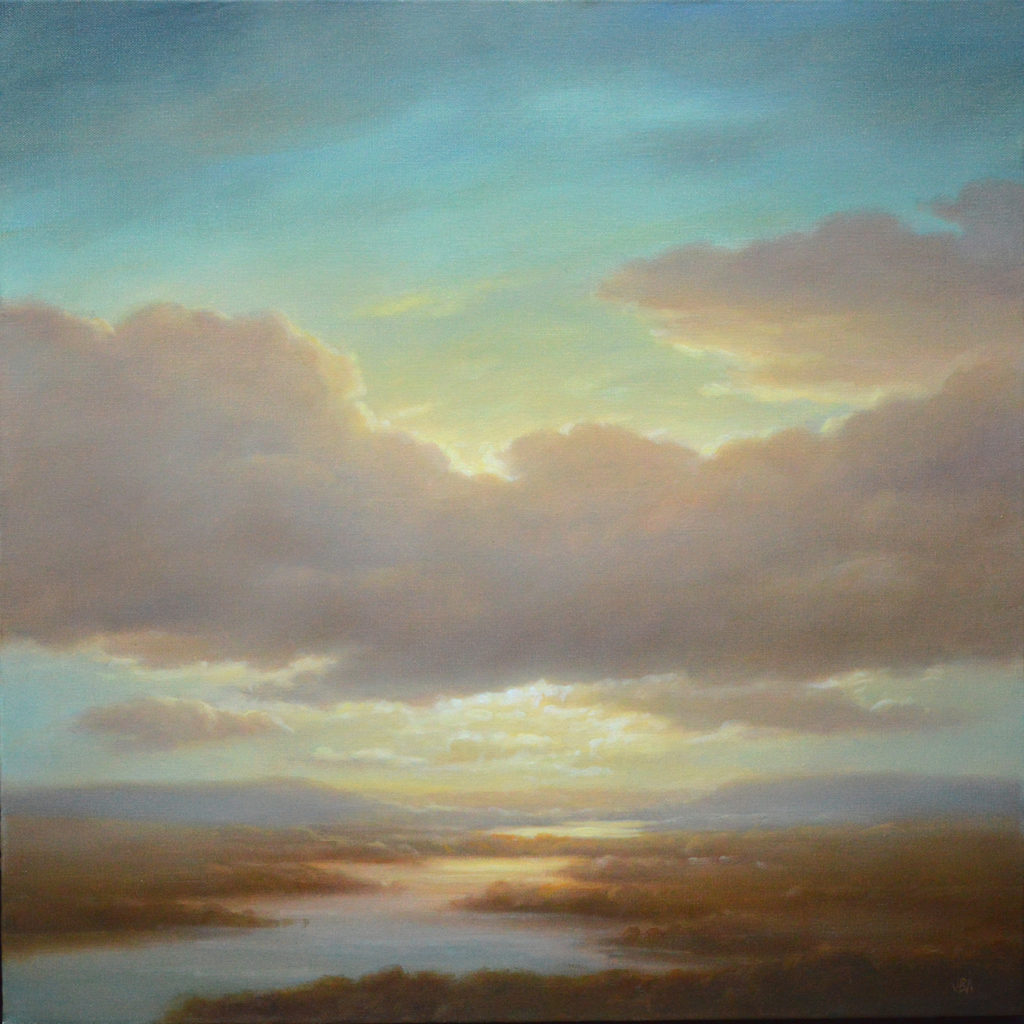 Above by Jane Bloodgood-Abrams