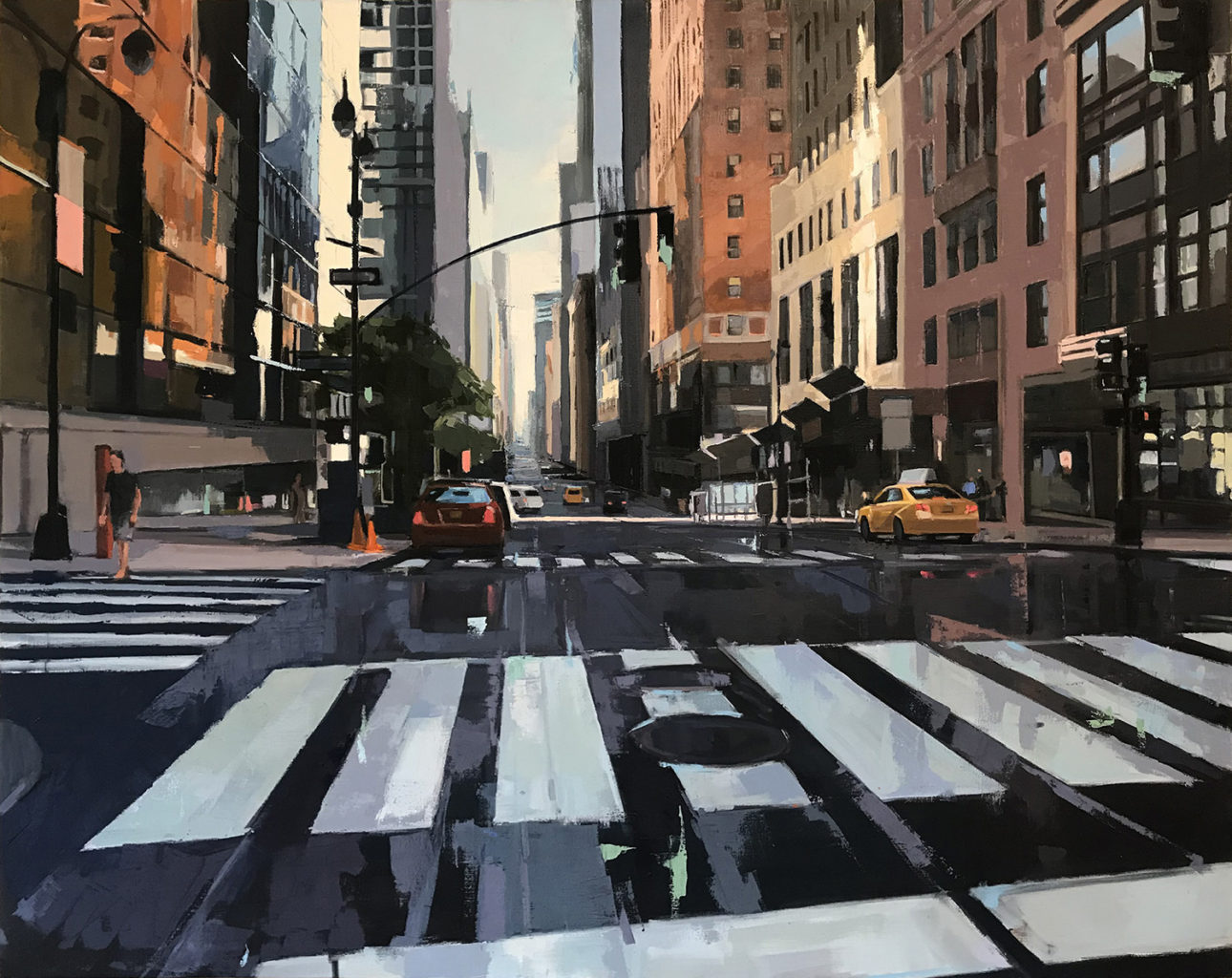 Madison Avenue at 41st by Aaron Hauck