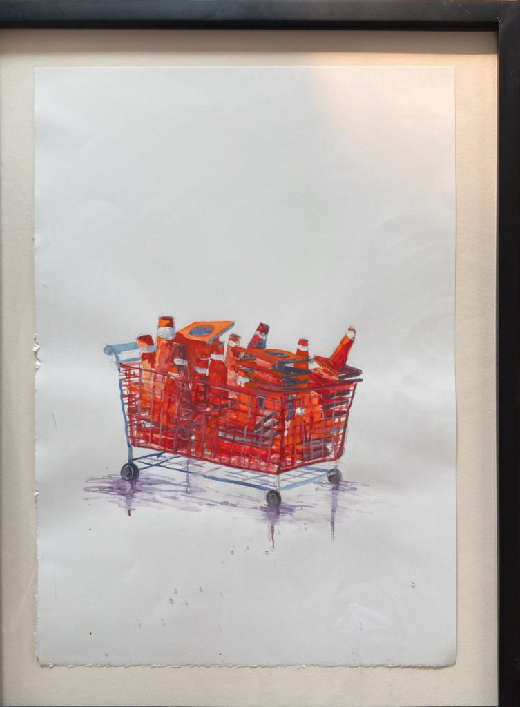 Safety Cart by Joe Concra