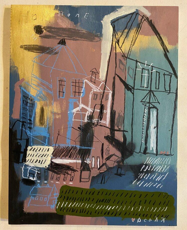Home by Scott Ackerman