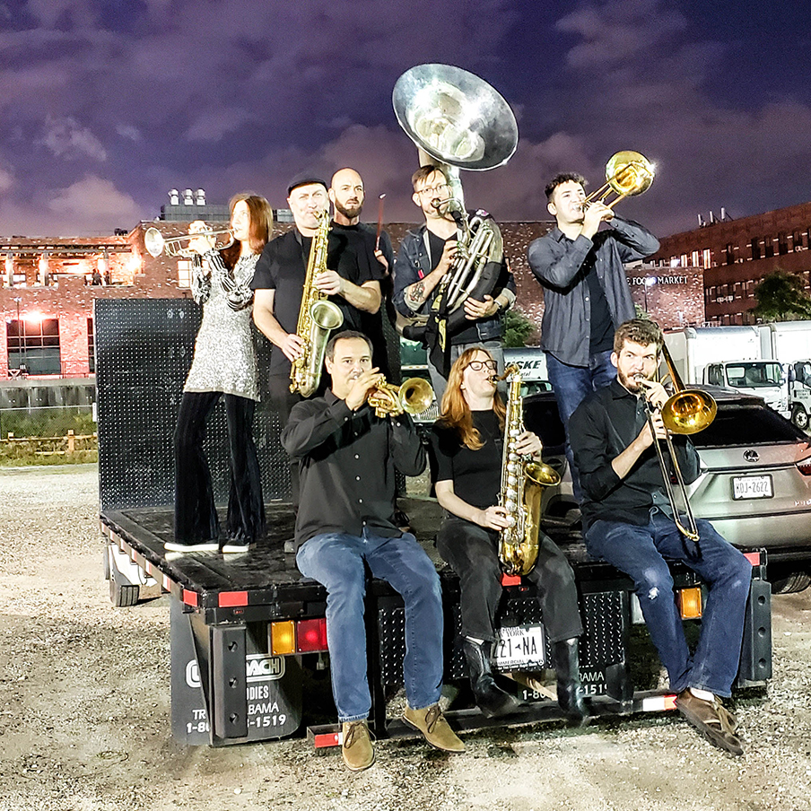 Dark Tide Brass Band