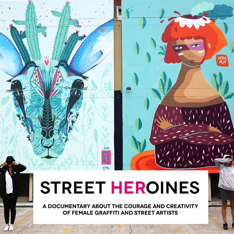 Street Heroines by Alexandra Henry